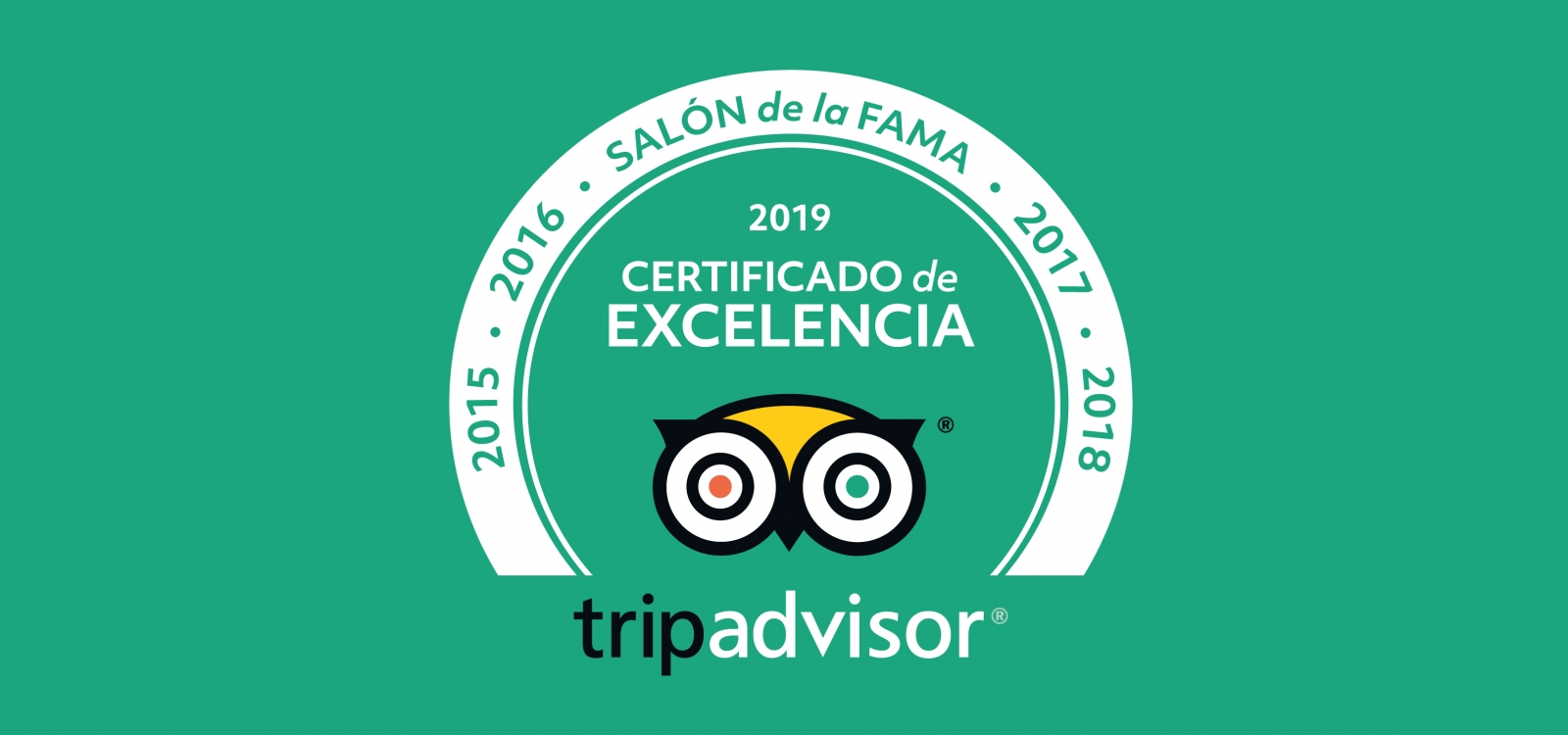 HS HOTSSON Hotel Leon qualifies for the TripAdvisor Hall of Fame